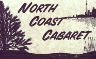 [NORTH COAST CABARET J-CARD COVER]